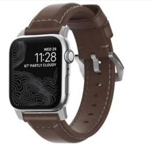 Nomad Classic Apple Watch 42mm Leather Strap